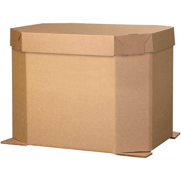 Octagon Tube Glue   Corrugated Boxes