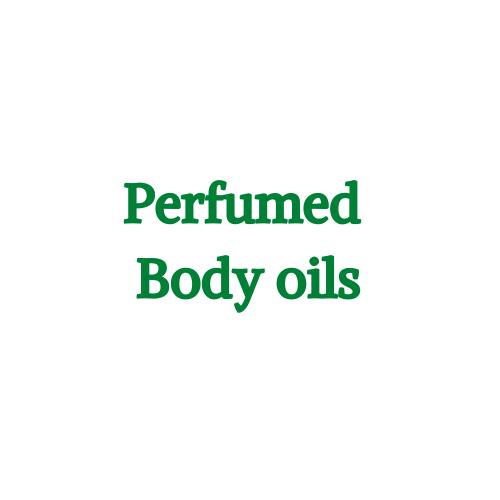 CHROME MEN TYPE   Body Oils